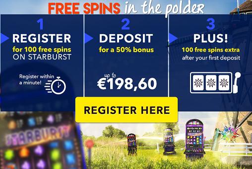 polder-spins-gratis