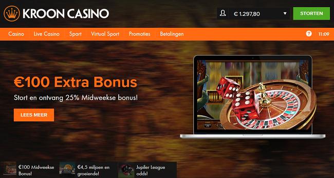 kroon-casino-bonus